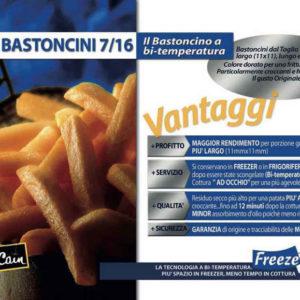BASTONCINI 7/16 PATATE MC CAIN (KG 2,5)