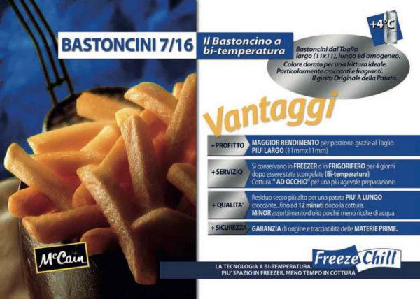 BASTONCINI 7/16 PATATE MC CAIN