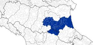Zona Spedizione: provincia di Ravenna, parte della provincia di Bologna e Alto Mugello.