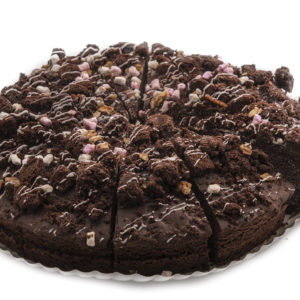 TORTA CHOCOLATE ROCKY ROAD (12 FETTE)
