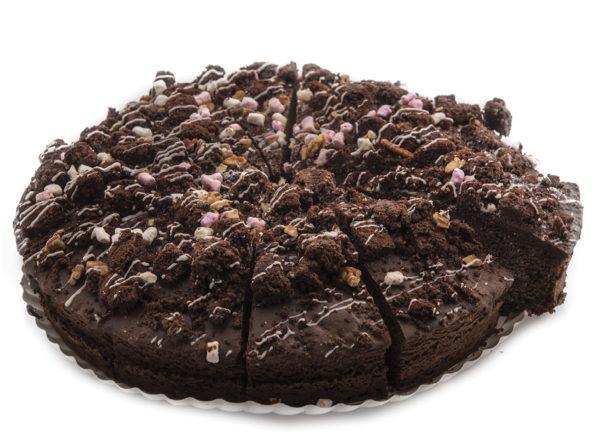TORTA CHOCOLATE ROCKY ROAD