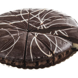 TORTA CHOCOLATE DAY&NIGHT (12 FETTE)
