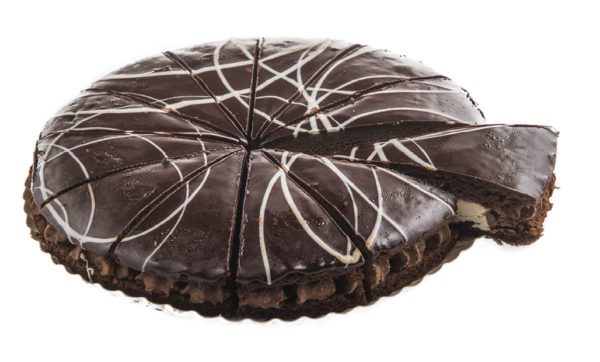 TORTA CHOCOLATE DAY&NIGHT