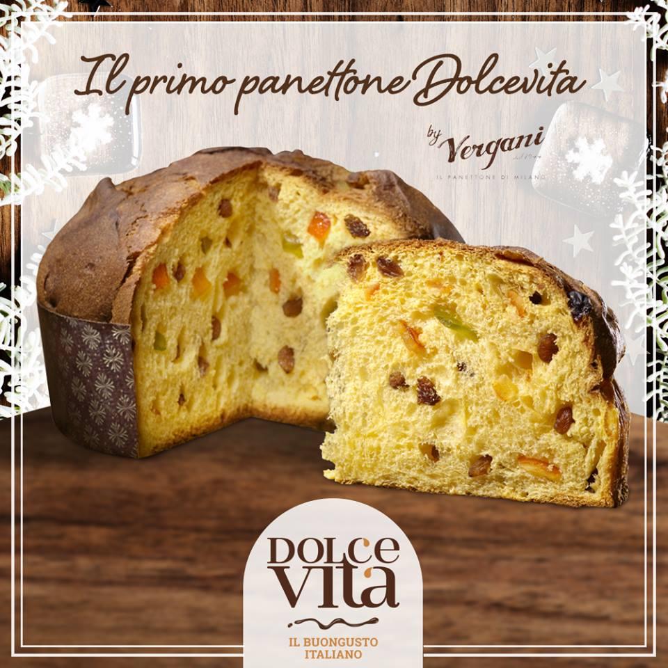 PANETTONE DOLCEVITA